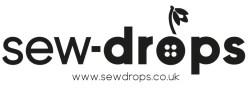 Sew Drops logo