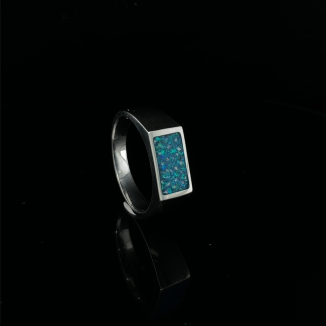Ring from Forget Me Not Ashes Jewellery