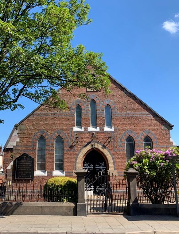 Heath Street Methodist Church in Golborne