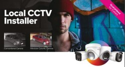 Local CCTV installer