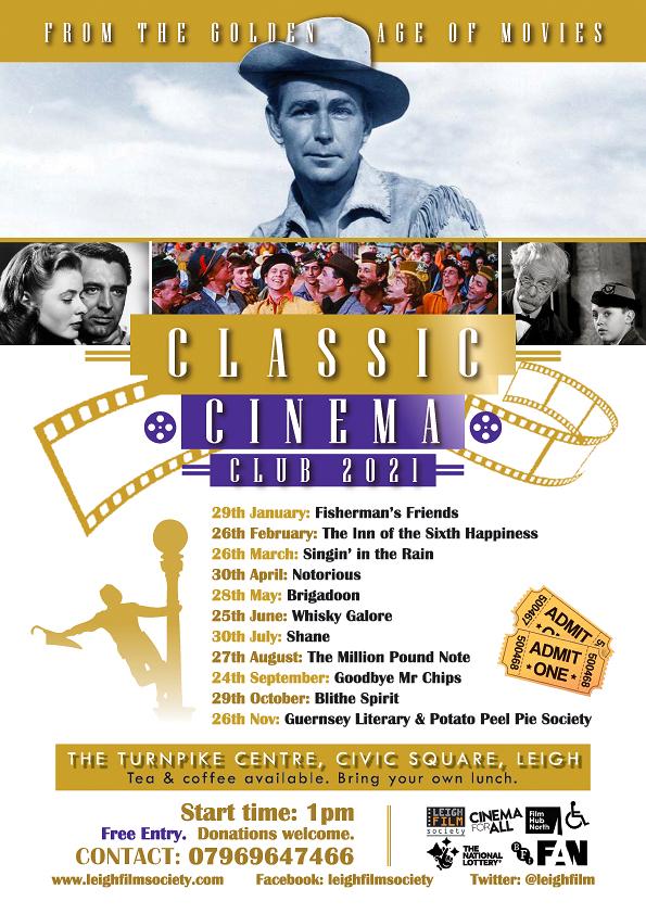 Classic Film Club 2021
