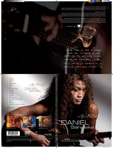 Daniel Sahuleka, dvd artwork