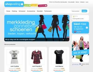 Shopveiling