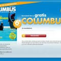Columbus reismagazine, themawebsite
