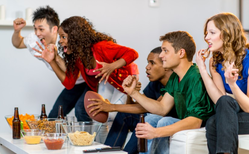 Everyone Who Will Be At Your Super Bowl Party