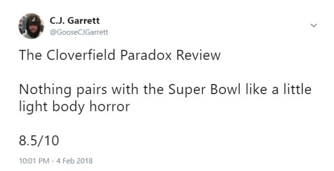 CaptureCloverfieldParadox