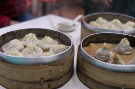 Xiaolongbao and Shumai