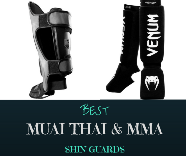 Best Muay Thai MMA Shin Guards Reviews