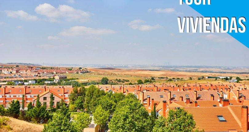 TOUR DE VIVIENDAS: TRAVESÍA DE LA FUENTE, COBEÑA
