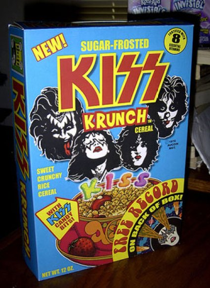 cereal-kiss