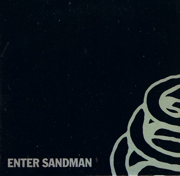 enter sandman Classic Metal! Song of the Day: Enter Sandman Metallica! Whos Going To Take Care Of You In Your Sleep?