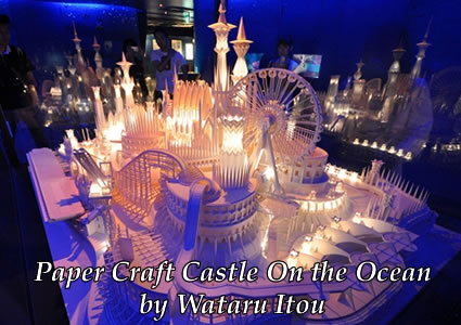 paper-craft-castle-on-the-ocean-by-wataru-itou-creation-building-paper