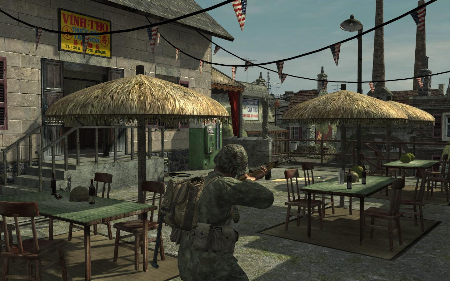 Call of Duty World at War Multiplayer Map: Quang Nam ...