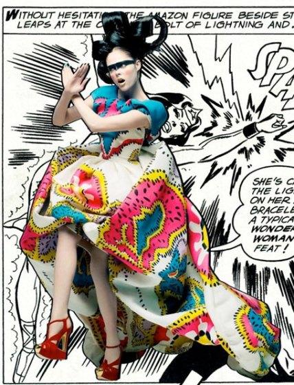 Craig McDean Superhero Fashion Photography 06