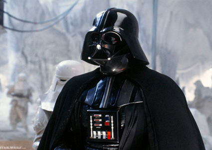 Darth Vader Commands the Icelandic Philharmonic Orchestar While They Play the Imperial March!
