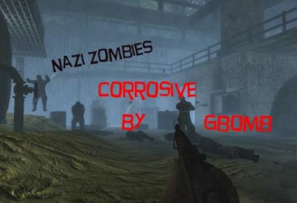 Nazi zombie corrosive gbomb Der Riese hell hound verruckt