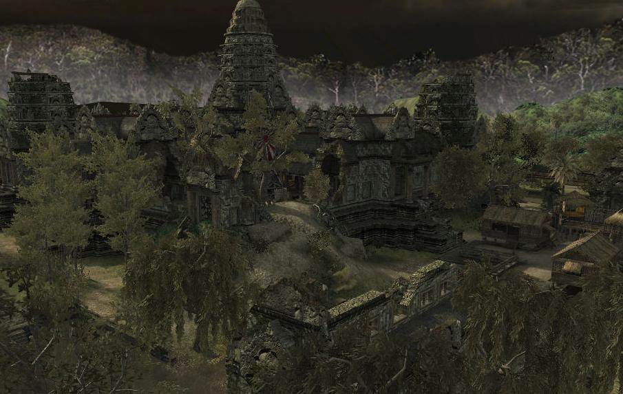 Treyarch Call of Duty World at War Multiplayer Map – Burma, by Huruman!
