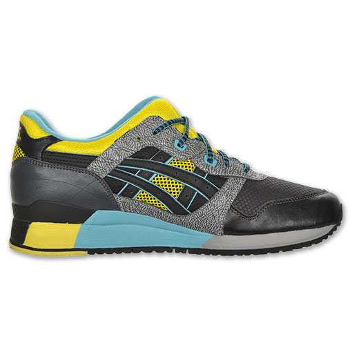 "outlet store f80dc 1d4b0 Asics ""Gel Lyte III"" W/ Grey/Black-Yellow Colorways ..."
