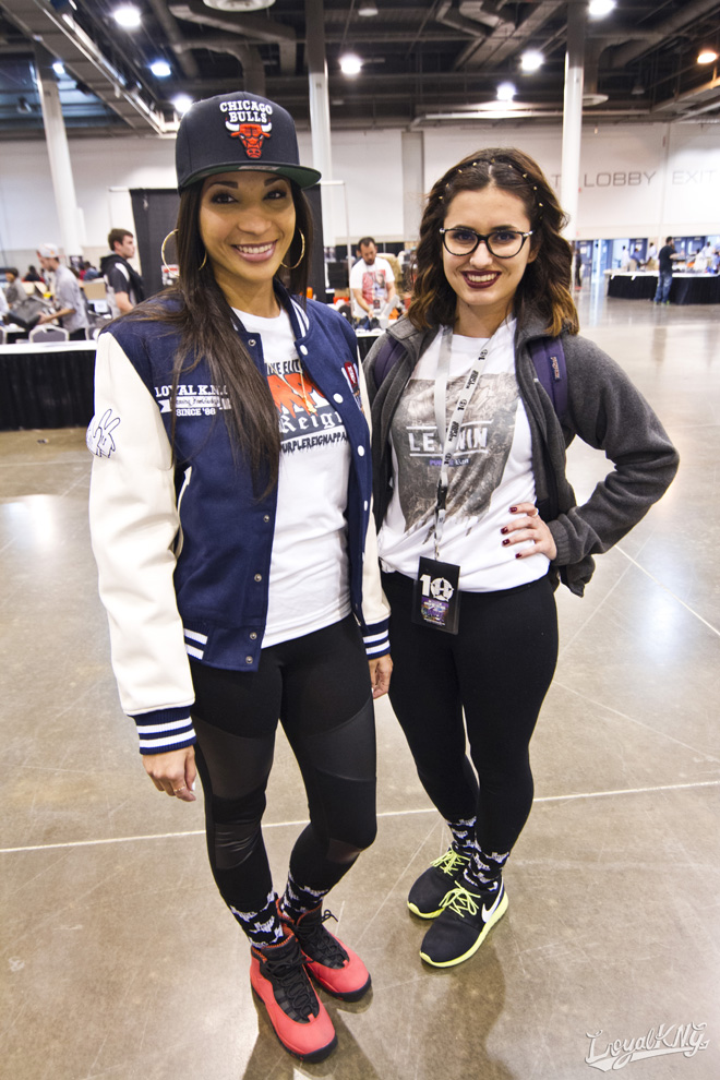 Houston Sneaker Summit Winter 2013 TX Loyalkng