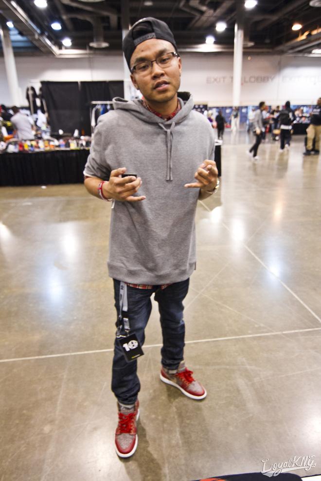 Houston Sneaker Summit Winter 2013 TX Loyalkng _2