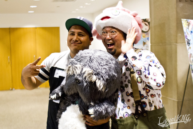 Takashi Murakami Jellyfish Eye Dallas 2014 LoyalKNG