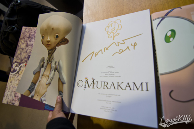 Takashi Murakami Jellyfish Eye Dallas 2014 LoyalKNG _16