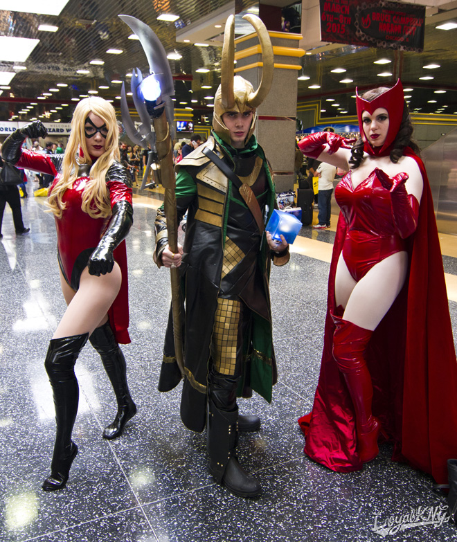 Wizard World Chicago LoyalKNG 2014365