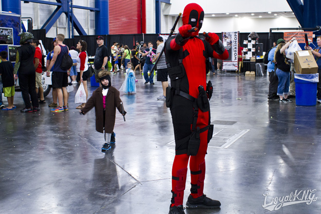 Amazing Houston Con LoyalKNG 2014698