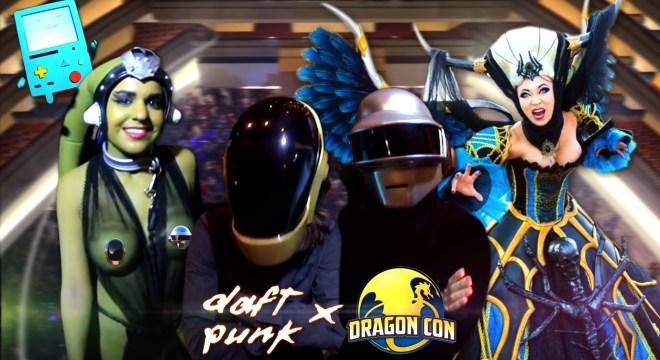 DragonCon 2014 DaftPunk Dance Party_00000