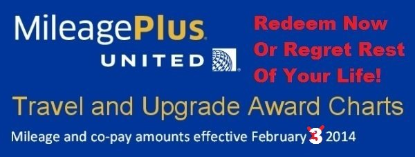 United Mileageplus Redemption