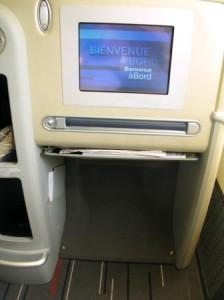 Air France Bienvenue Business Class