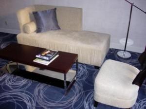 Hyatt Regency San Francisco room seating