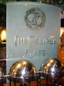 Hyatt Regency San Francisco Eclipse Cafe in lobby