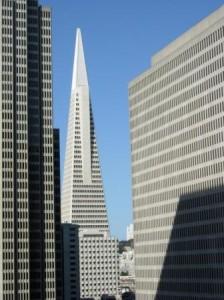Hyatt Regency San Francisco Embarcadero and TransAmerica