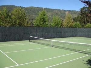 Bernardus Lodge Carmel CA tennis
