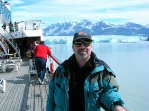 Ric, Hubbard Glacier, Alaska
