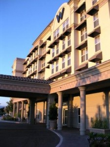 Starwood W Hotel Silicon Valley California