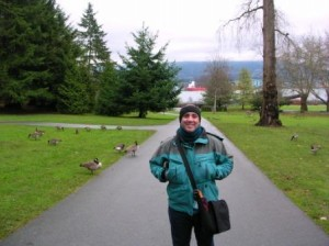Vancouver, British Columbia, Stanley Park 2003