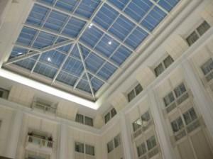 Portland, Oregon the-nines-atrium-facing-rooms