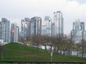 Vancouver Yaletown district
