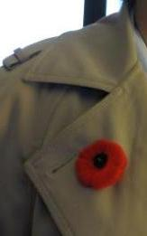 Remembrance Day, Canada, November 11