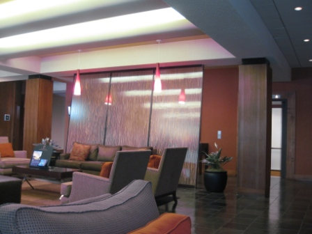 Sheraton Denver Tech Center lobby