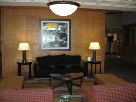 Sheraton Denver West lobby