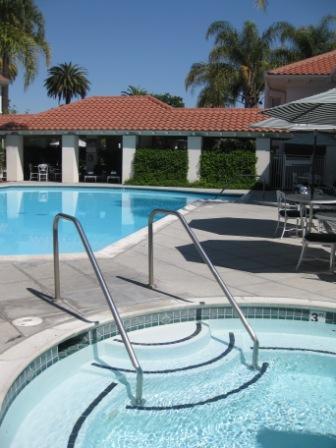 Hayes Mansion pool