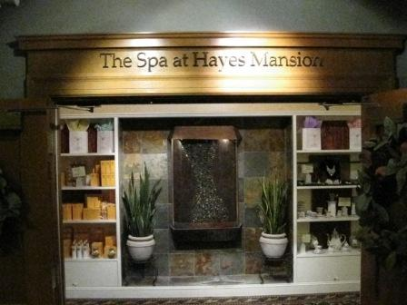 The Spa at Hayes Mansion