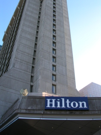 Hilton Financial District, San Francisco