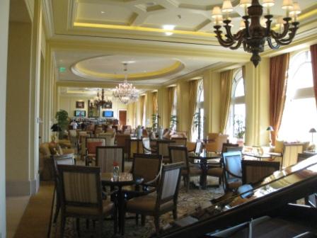 Ritz-Carlton Lake Las Vegas lobby