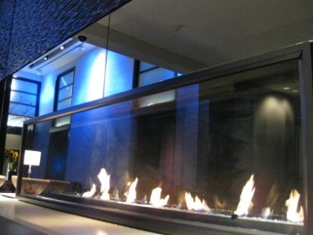 W San Francisco lobby