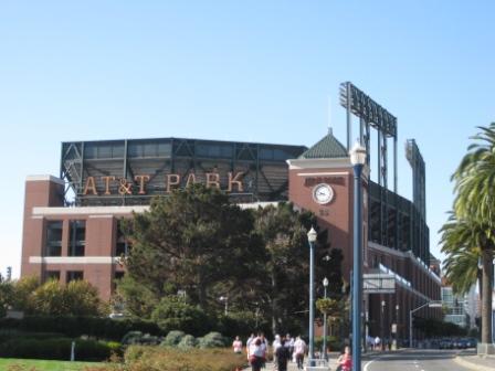 AT&T Baseball Park, San Francisco