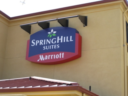 SpringHill Suites Marriott Napa Valley, California